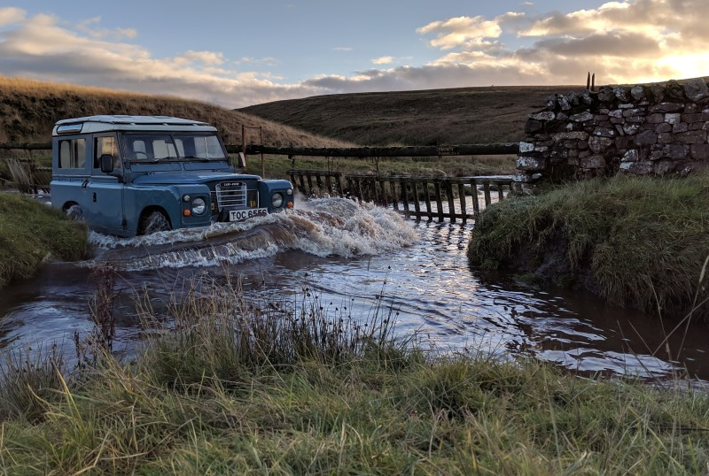 Landrover Experience International
