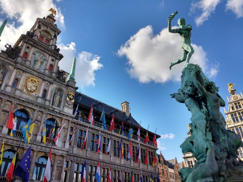Personeelsreis Antwerpen Personeelsreizen